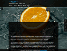 Tablet Preview of mstf.in
